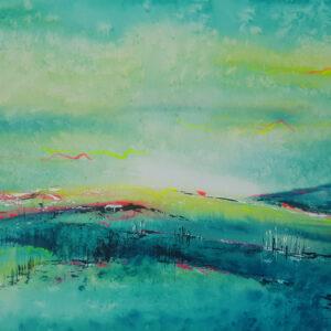 Akustikbild Landschaft