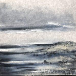 Akustikbild Küste grey