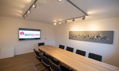 Akustikbild Bergpanorama Aeroprax
